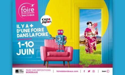 Foire Internationale de Bordeaux – Rendez-vous sur le Village des sports du 1er au 10 juin 2019 !
