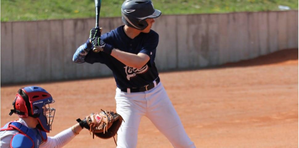 Baseball : Les U14 et U16 du pôle de la Nouvelle-Aquitaine, seul représentant français de la finale européenne de la Pony League 2019 !