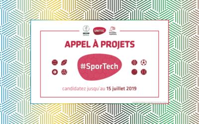 Lancement d'un Appel à projets Sportech Region Nouvelle-Aquitaine CROS UNITEC