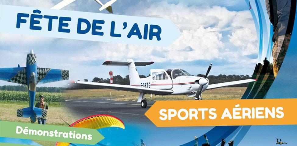 12e Fête de l'air Nouvelle-Aquitaine, 23 juin Guéret (23)