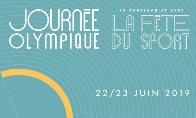 Journées Olympiques des 22 et 23 juin, les RDV en Nouvelle-Aquitaine !