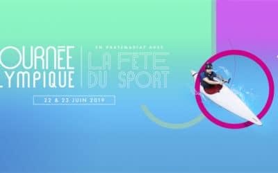 Journée olympique et Fête du Sport 2019