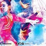 Plus de 1850 gymnastes réunies lors du championnat national FSCF à Limoges