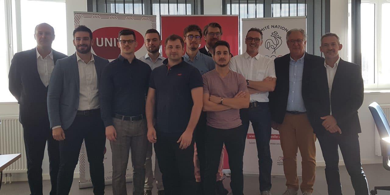 Incubateur #SporTech Nouvelle-Aquitaine – les 5 premiers lauréats font leur rentrée !