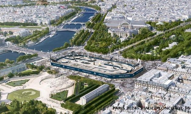 Le Conseil d'Administration de Paris 2024 choisit les sites de Tahiti pour le surf et la Concorde pour les sports urbains, pour les soumettre à la validation du CIO