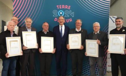 Le CROS Nouvelle-Aquitaine est labellisé «Terre de Jeux»