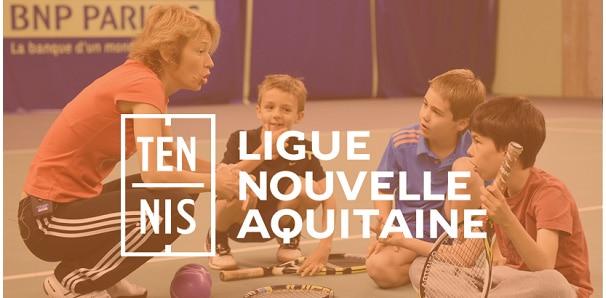 Lancement du Centre de Formation DEJEPS Tennis de la Ligue Nouvelle-Aquitaine
