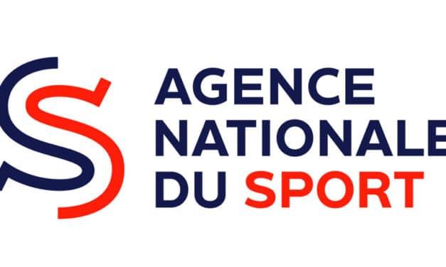 Campagne de financement 2020 de l'Agence Nationale du sport