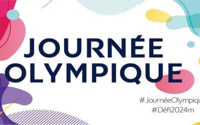 LA JOURNÉE NATIONALE OLYMPIQUE 2020 EST LANCÉE EN NOUVELLE-AQUITAINE !