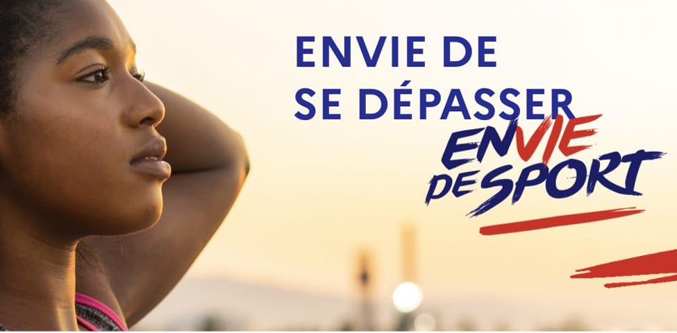 EnVie de Sport – Campagne de communication de reprise du sport