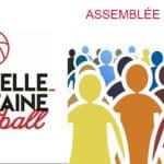 Pierre Dufau, réélu président de la Ligue régionale Nouvelle-Aquitaine de basketball