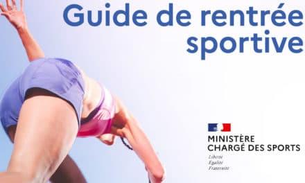 Reprise des activités sportives : consultez les protocoles sanitaires
