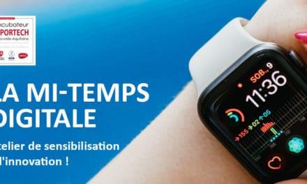 « La Mi-Temps Digitale, atelier de sensibilisation à l'innovation », retour sur la 2ème édition