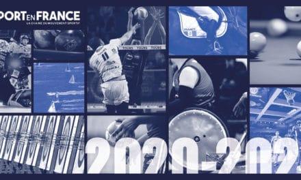 Sport en France dévoile sa grille de rentrée 2020-2021
