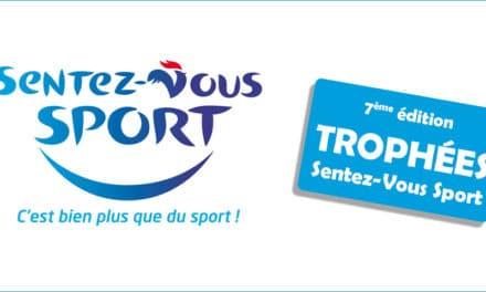Finaliste Trophées Sentez-Vous Sport, édition 2020