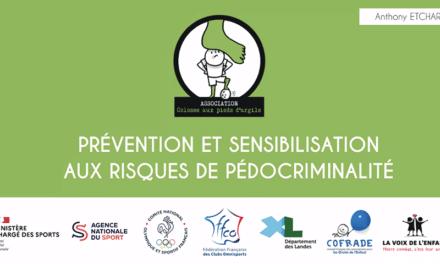 RDV Thématique «Sensibilisation sur les violences sexuelles dans le sport»