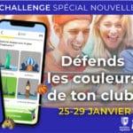 Challenge #JaimeMonClub : Une belle réussite pour les licenciés de Nouvelle-Aquitaine