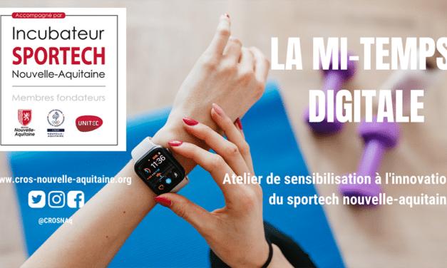 Acte 4 « La Mi-Temps Digitale, atelier de sensibilisation à l'innovation »