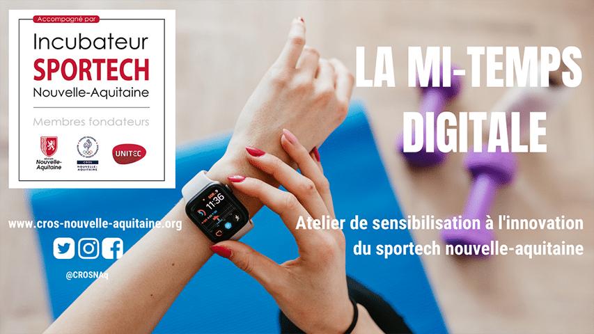 Mi-Temps Digitale : 5ème rendez-vous