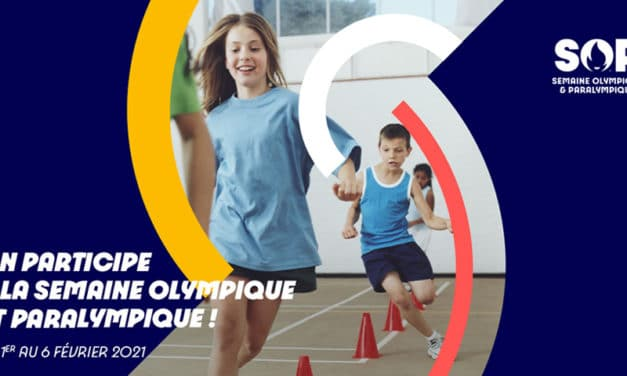 Semaine Olympique et Paralympique 2021