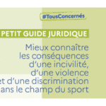 3ème édition du « Petit Guide Juridique » du Ministère chargé des Sports