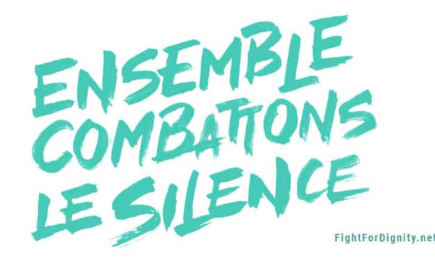 Lancement de la campagne «Ensemble, combattons le silence»