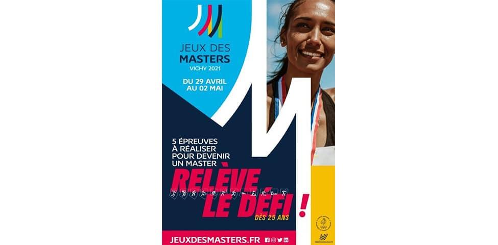 Appel à volontaires pour les Jeux des Masters – Vichy 2021