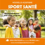 Mise à disposition des outils de communication sur la thématique Sport Santé