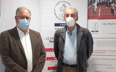Signature de convention de partenariat entre le CROS Nouvelle-Aquitaine et l'IREPS Nouvelle-Aquitaine