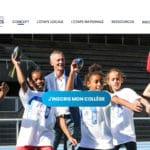 Bienvenue aux 1ers Jeux des Jeunes