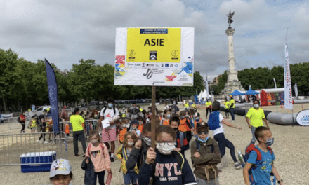 Retour sur les Journées Olympiques et Paralympiques à Bordeaux du 23 au 26 juin 2021