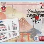 TOKYO – Suivez LE 10 JUIN l'Emission en l'honneur des sportifs de Nouvelle-Aquitaine