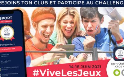 Retour sur le Challenge #VivelesJeux
