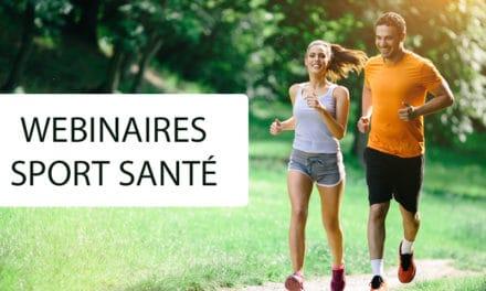 Rendez-vous thématiques du mois de mai sur le Sport Santé