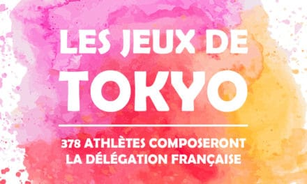 378 athlètes composeront la délégation française aux Jeux Olympiques de Tokyo !