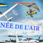 13ème Journée de l'air Nouvelle-Aquitaine, 12 septembre à Thénac (Saintes – 17)