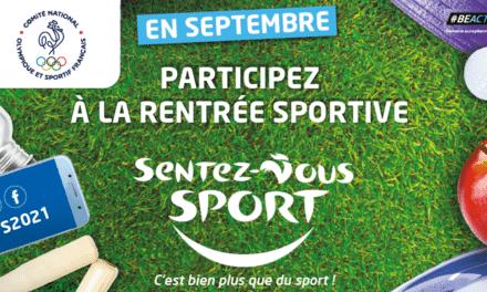 Colloque Régional Sport Santé Bien-Etre le jeudi 30 septembre